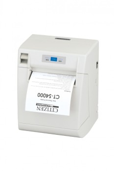 Citizen CT-S4000 vertikale Wandmontage