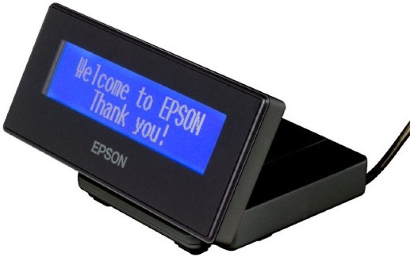 Epson DM-D30 Kundendisplay, dark-grey